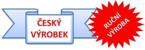 logo český výrobek ruční výroba
