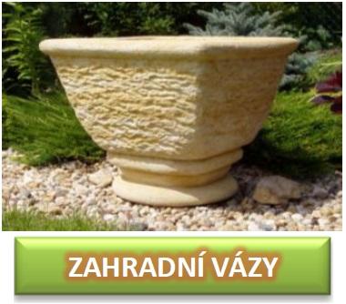zahradní vázy